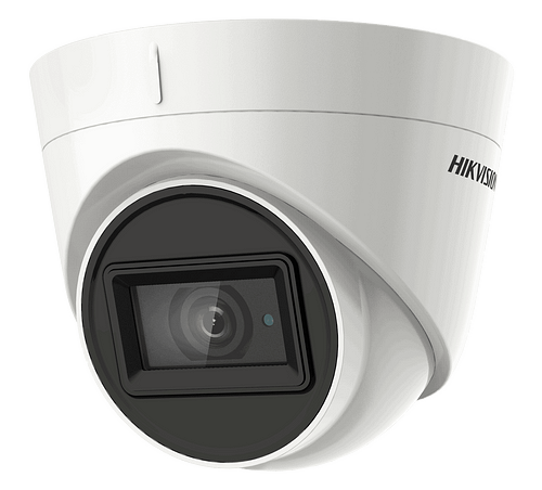Hikvision DS-2CE78H0T-IT3FS 5 MP Audio Fixed Turret Camera 1