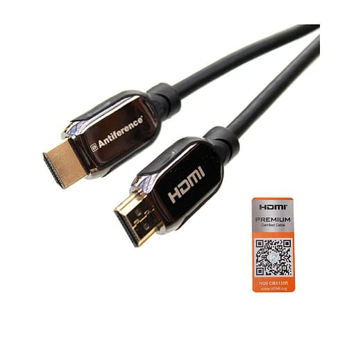 Antiference Premium 4K HDMI Leads with Ethernet