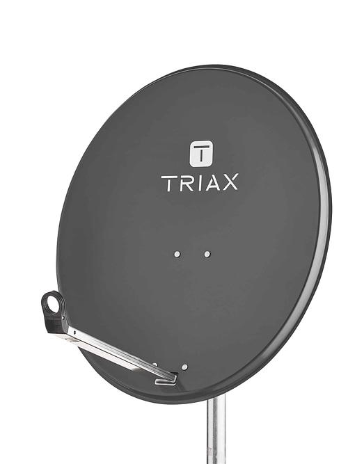 TRIAX 80cm Satellite Dish TDS 80A RAL 7016 1