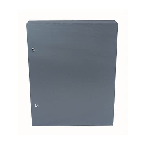 Vision V45-1000 1000 x 800 Outdoor Steel Electrical / IRS Cabinet With Accessory Kit