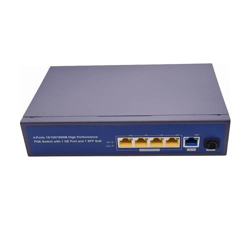 PROception PROAPPOE14-48V 5 Port 48V PoE Switch