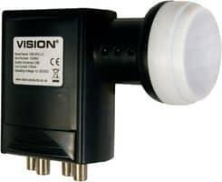 Vision V85-IRS LC Quattro Universal LNB 1