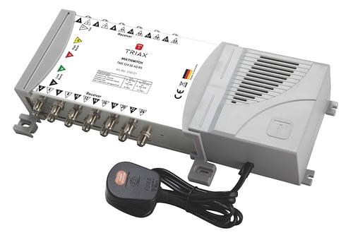 TRIAX 5x24 Multiswitch TMS524 Quad / Quattro LNB Input 2