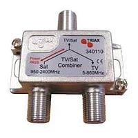 TRIAX TV/SAT combiner