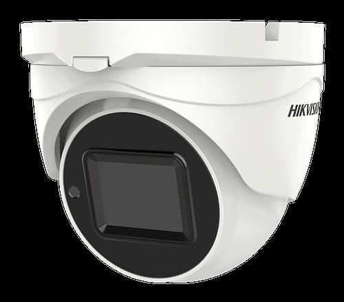 Hikvision DS-2CE56H0T-IT3ZE 5MP motorized VF lens PoC turret 1