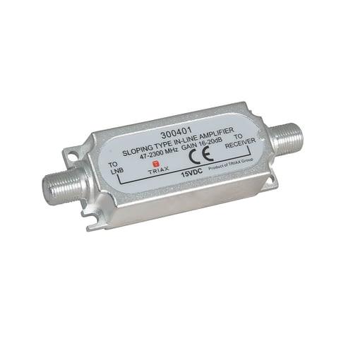 Triax SAT Line Amplifier