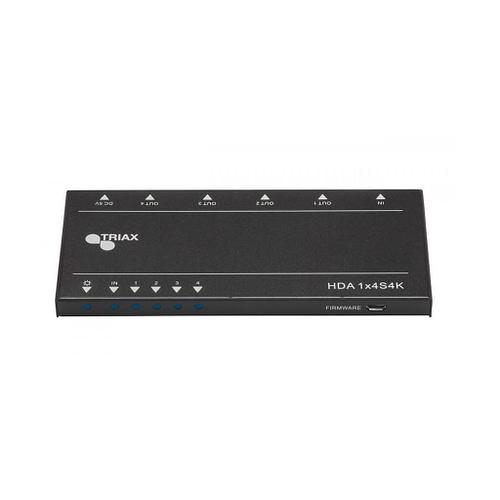TRIAX 1x4 HDMI Splitter