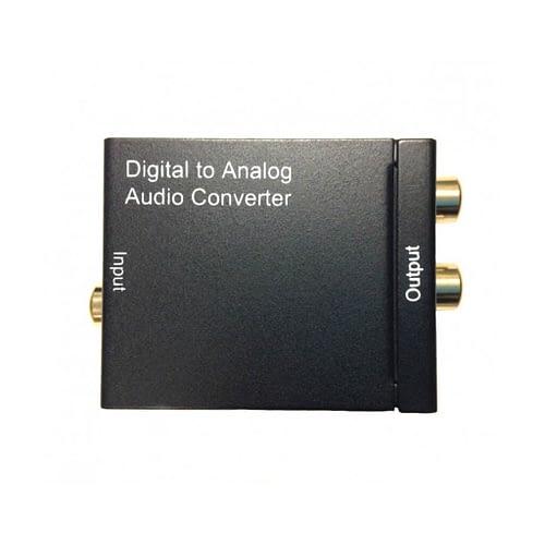 Digital Toslink/Coaxial Converter