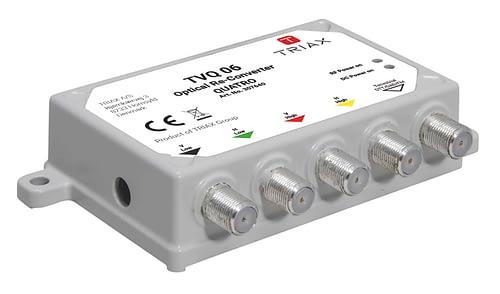 TRIAX TVQ 06 - Mini Re-converter Quatro 3