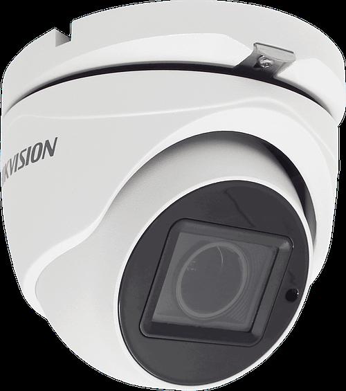 Hikvision DS-2CE56H0T-IT3ZE 5MP motorized VF lens PoC turret 2