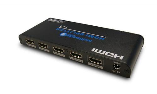 1×4 Ultra HDMI Splitter MM10-104B 1