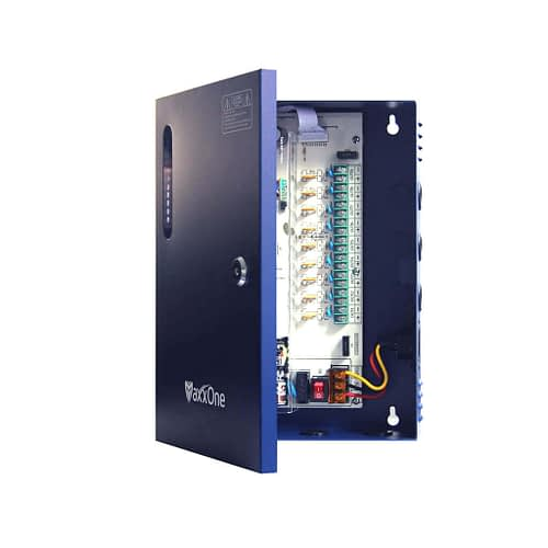 MaxxOne M1-PSU9-10A 9-Way Boxed Power Supply